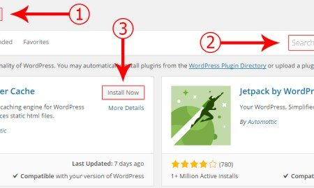 Hướng dẫn cài đặt Plugin cho Wordpress