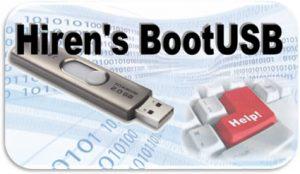 [Hướng dẫn] Boot từ USB như Hiren's Boot