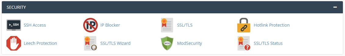 SSL trong cPanel