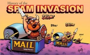 Tại sao gửi mail bị vào Spam, Junk-Email