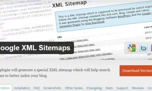 Hướng dẫn sử dụng Google XML Sitemaps
