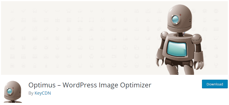 Optimus - WordPress Image Optimizer