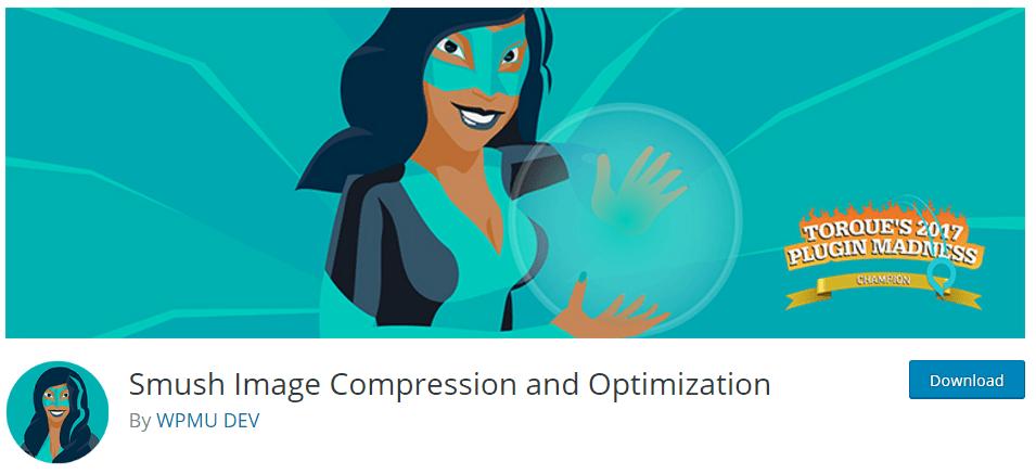 WP Smush Image Compression and Optimization