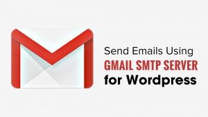 gmail for wordpress