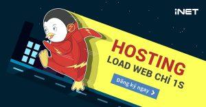 Dịch vụ hosting iNet