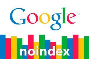 Google noindex subpages Wordpress