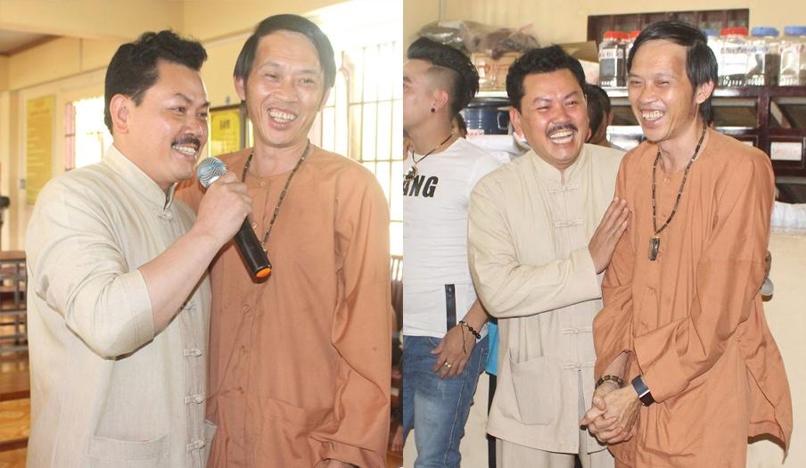 """Danh hài Hoài Linh từng nhiều lần xuất hiện cùng """"thần y"""" Võ Hoàng Yên"""